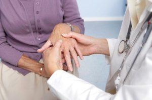 Артроз дрібних суглобів кистей рук лікування