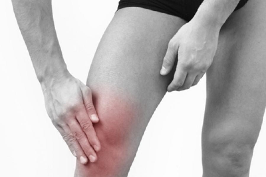 боли в коленном суставе симптомы лечение