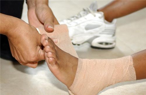 Посттравматический артроз голеностопного сустава лфк лечение суставов ноющая боль при перемене погоды ломота