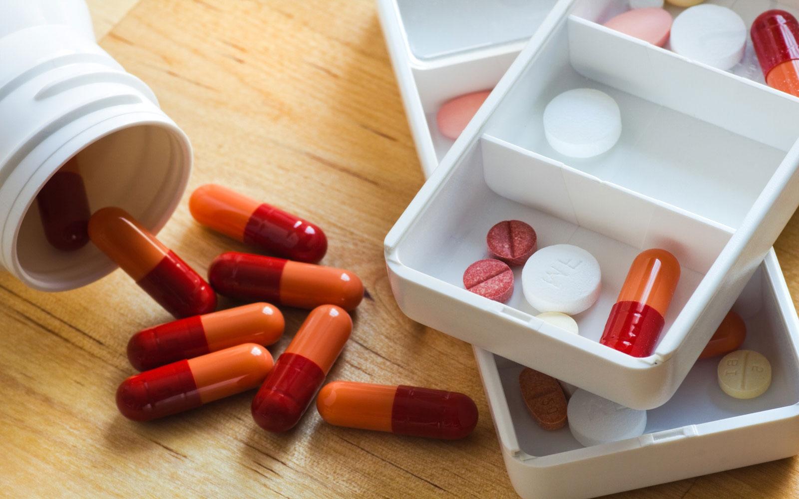 схема лечения дерматита