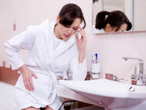 От чего возникает токсикоз при беременности