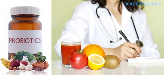 Симптомы гастрита и его диетаю