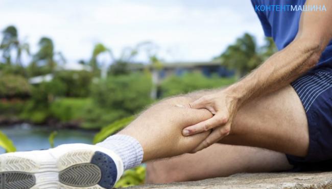 Человек связан от рук до ног